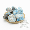 Blue Apatite Rough