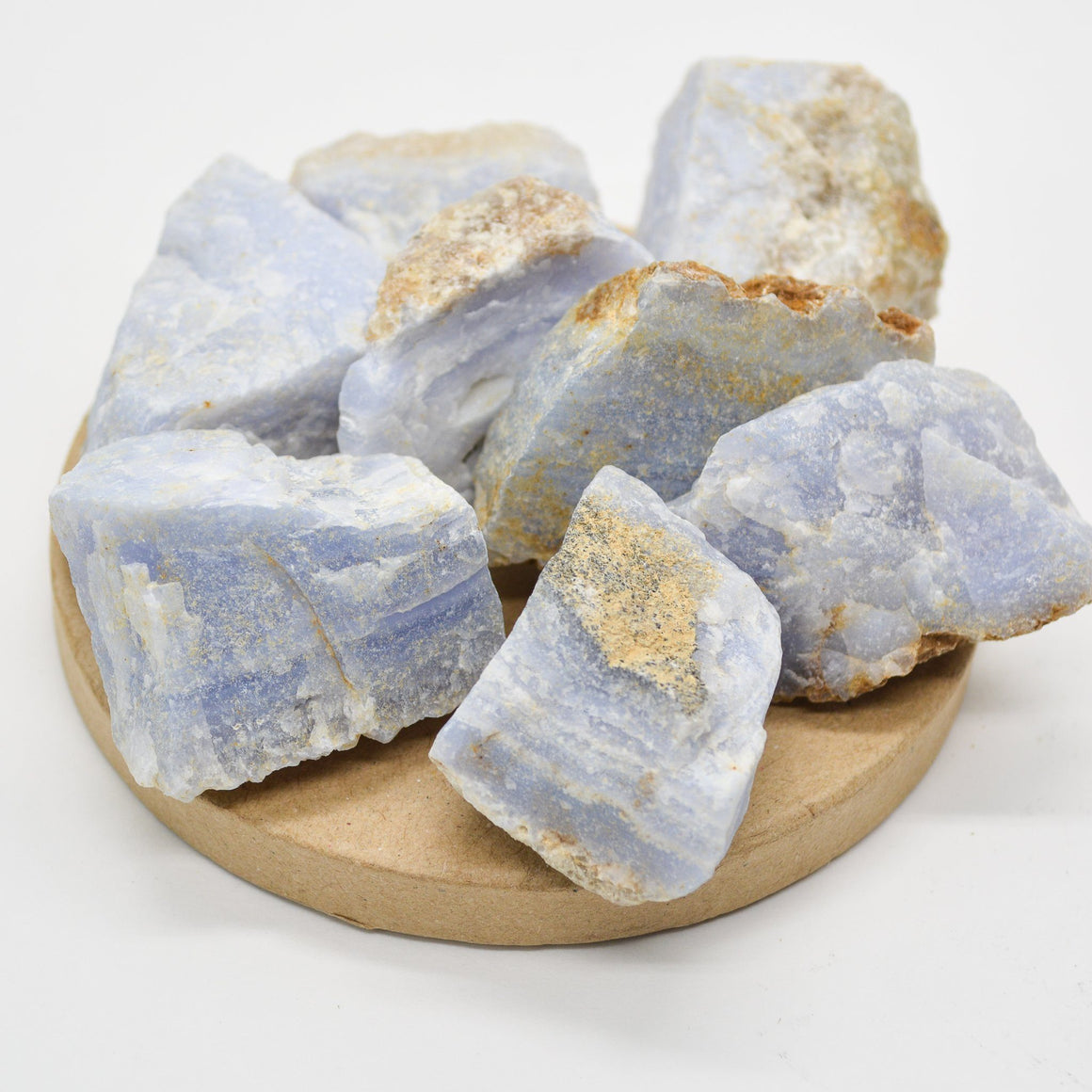 Blue Lace Agate Rough