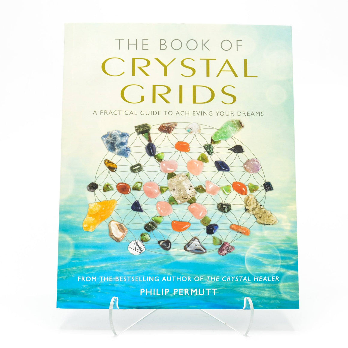 Book of Crystal Grids, The, Philip Permutt