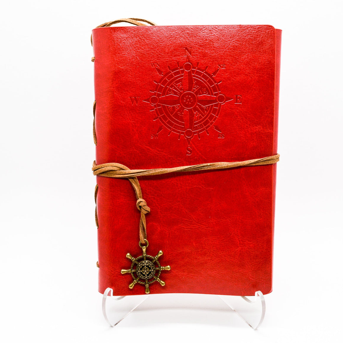 Compass Journal - Red