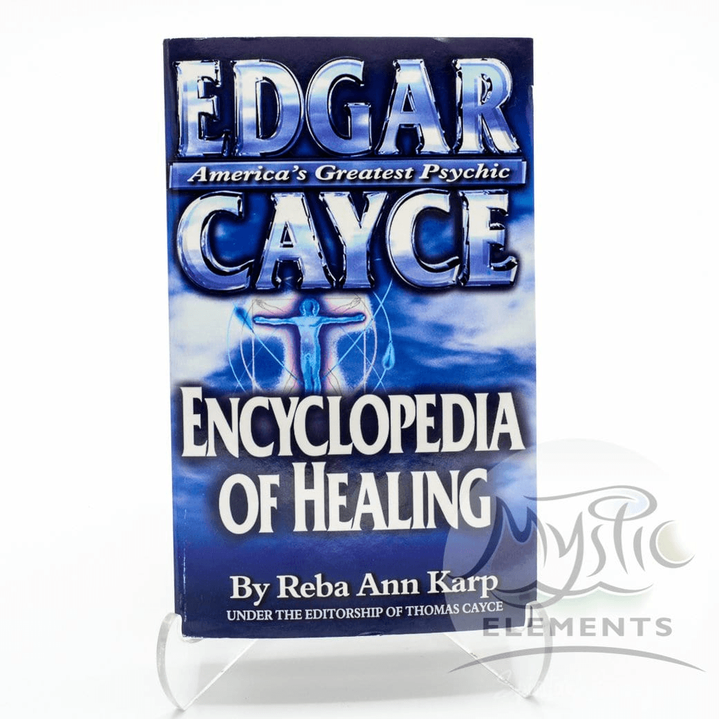 Edgar Cayce Encyclopedia Of Healing, Reba Karp