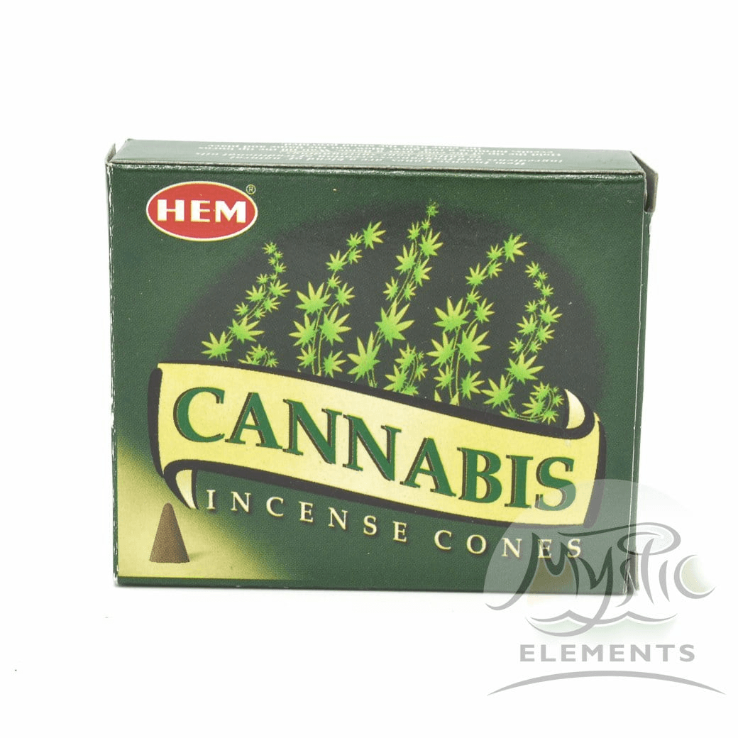Cannabis Cone Incense
