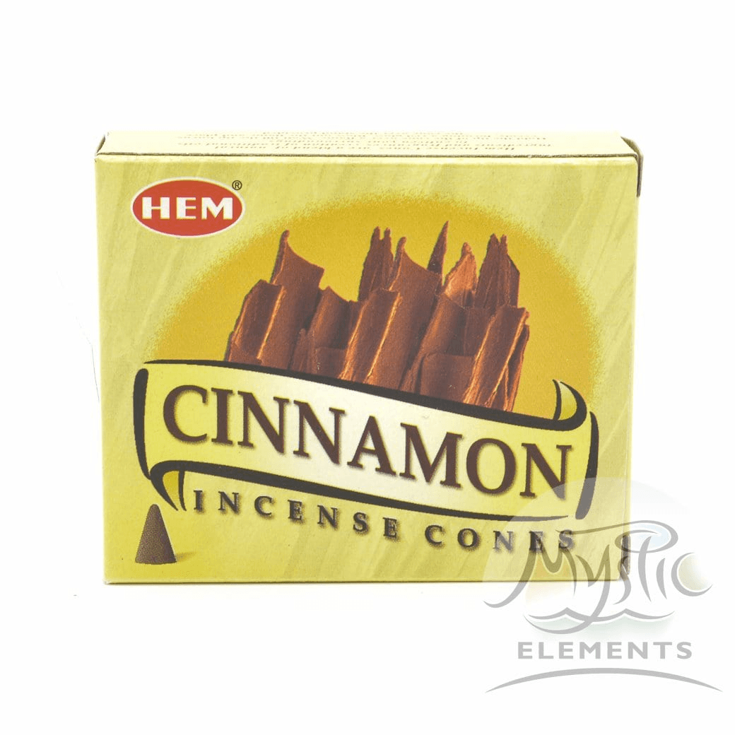 Cinnamon Incense Cone