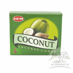 Coconut Cone Incense