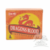 Dragons Blood Incense Cone