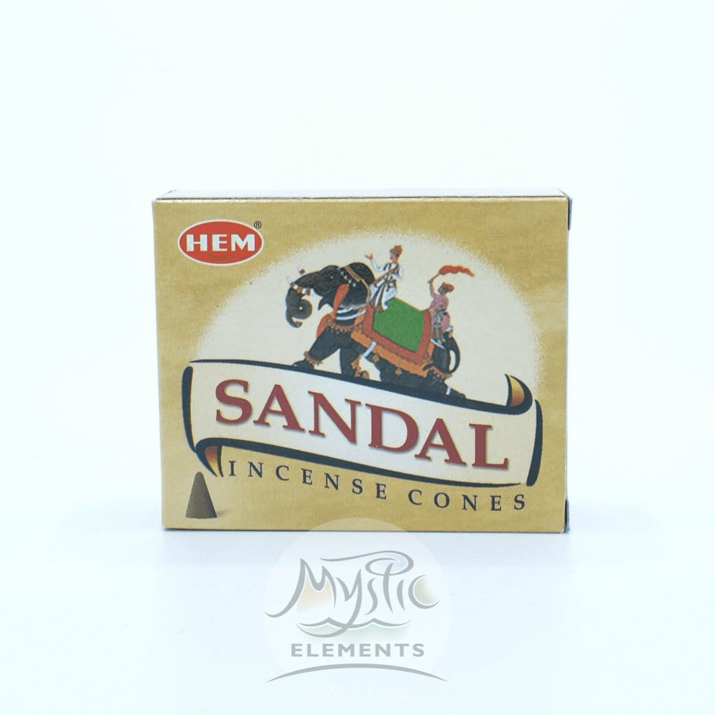 Sandal Incense Cone