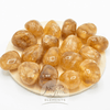Honey Calcite tumbled