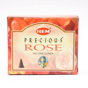 Precious Rose Incense Cone