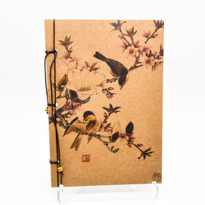 String Bound Journal - Birds