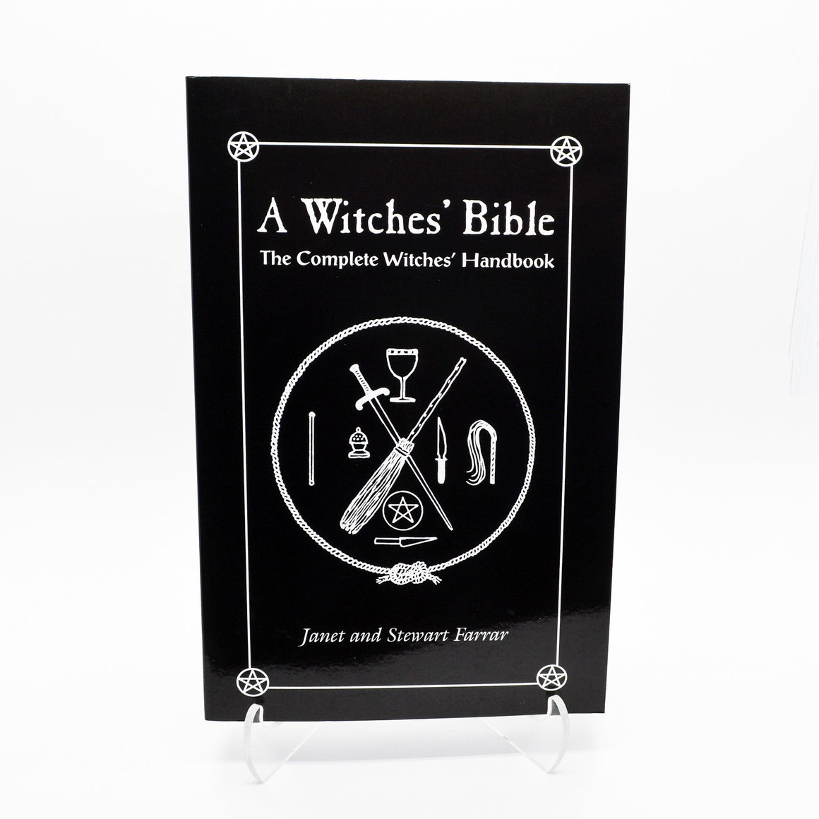 A Witches' Bible by Janet and Steven Farrar