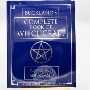 Bucklands Complete Book Of Witchcraft, Raymond Buckland