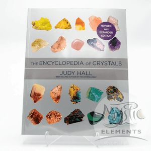 Encyclopedia of Crystals, The, Judy Hall