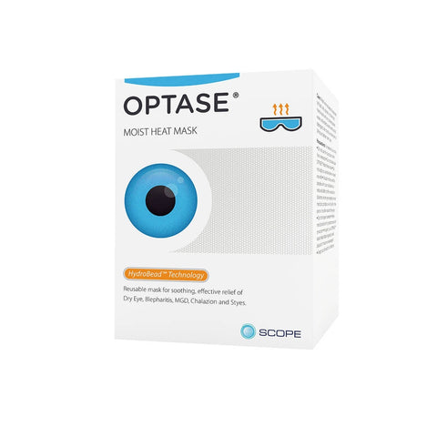 Optase Moist Heat Mask - dolanschemist.ie