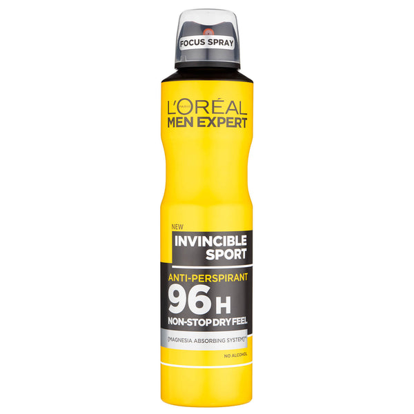 L'oreal Men Expert Invincible Sport 96h Anti-Perspirant