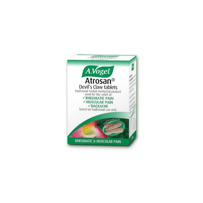 A.Vogel Atrosan Devil's Claw Film-Coated Tablets