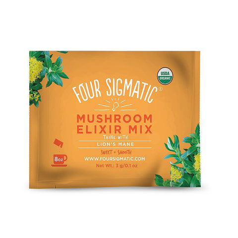 Four Sigmatic Mushroom Elixir Mix - dolanschemist.ie