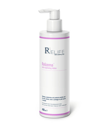 Relife Relizema Ultra Hydrating Lotion 400ml - dolanschemist.ie