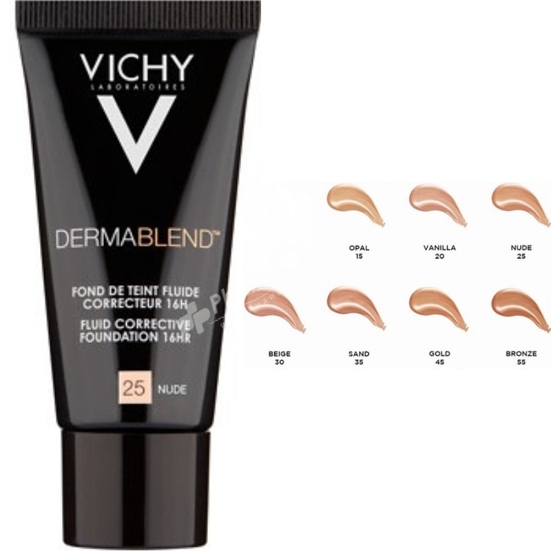 Vichy Dermablend (3D Correction) Foundation 16HR