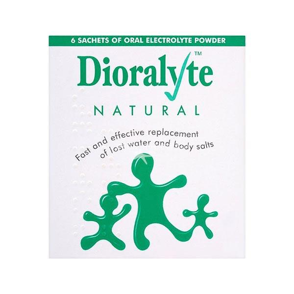 Dioralyte Natural 6 Pack