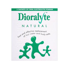 Dioralyte Natural 6 Pack - dolanschemist.ie