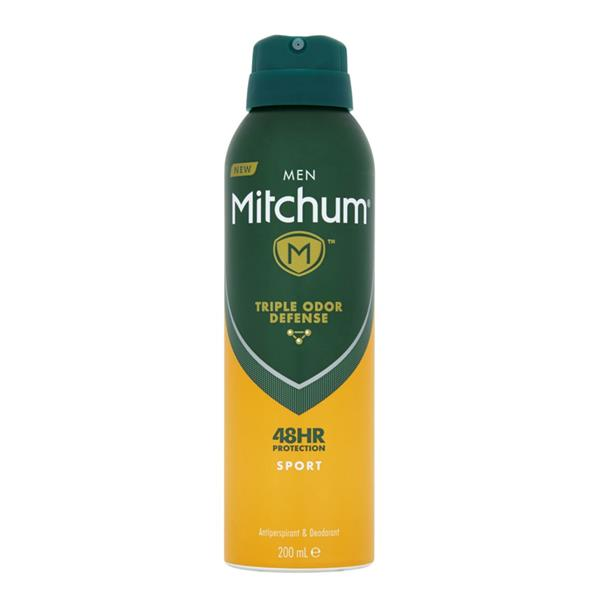 Mitchum Men Sport 48hr Deodorant 200ml