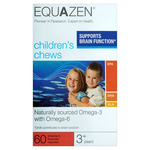 Equazen Children's Chews - dolanschemist.ie