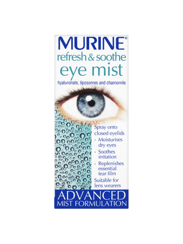 Murine Refresh & Soothe Eye Mist - dolanschemist.ie