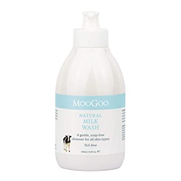 MooGoo Natural Milk Wash - dolanschemist.ie
