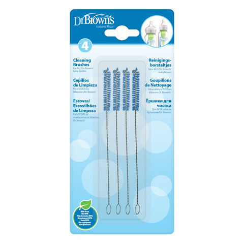 Dr Brown's Cleaning Brushes 4 Pack - dolanschemist.ie