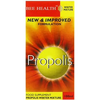 Bee Health Propolis Winter Mixture 100ml - dolanschemist.ie