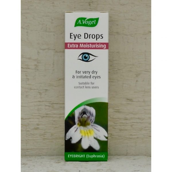 A.Vogel Eye Drops Extra Moisturising for Very Dry & Irritated Eyes