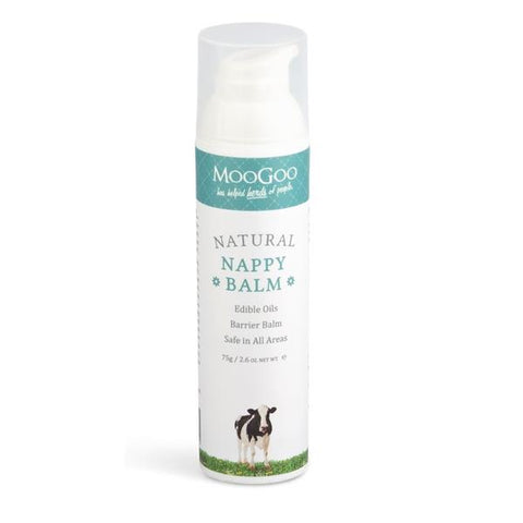 MooGoo Natural Nappy Balm - dolanschemist.ie