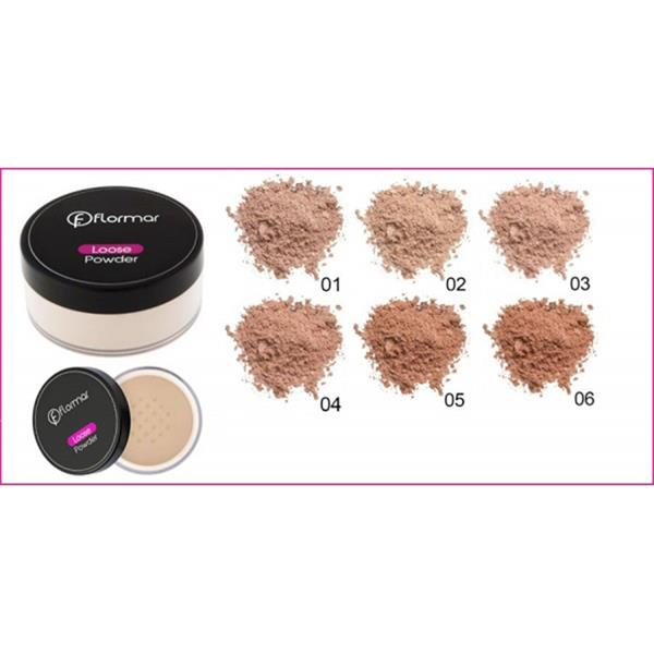 Flormar Loose Powder