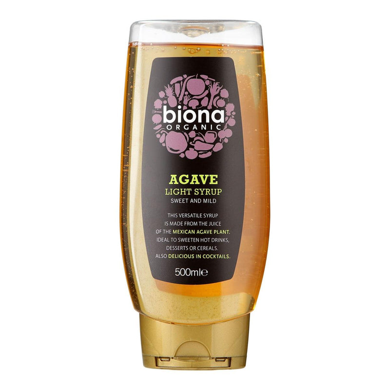 Biona Agave Light Syrup 500ml