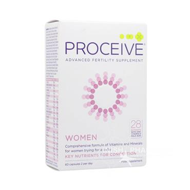 Proceive Advanced Fertility Support Women 60 Pack