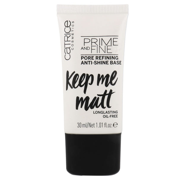 Catrice Prime and Fine Keep Me Matt