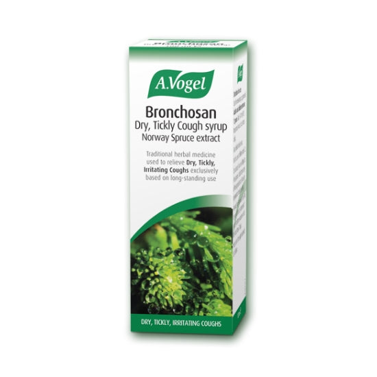 A.Vogel Bronchosan Dry, Tickly Cough Syrup