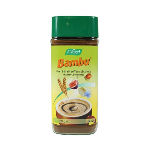 A.Vogel Bambu Fruit & Grain Coffee Substitute - dolanschemist.ie