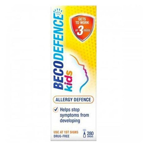 Becodefense Allergy Defence Kids Nasal Spray 20ml - dolanschemist.ie