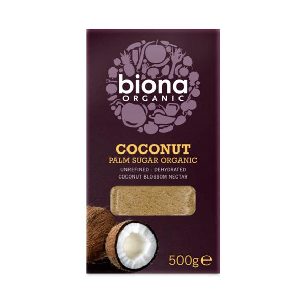 Biona Coconut Palm Sugar 250g