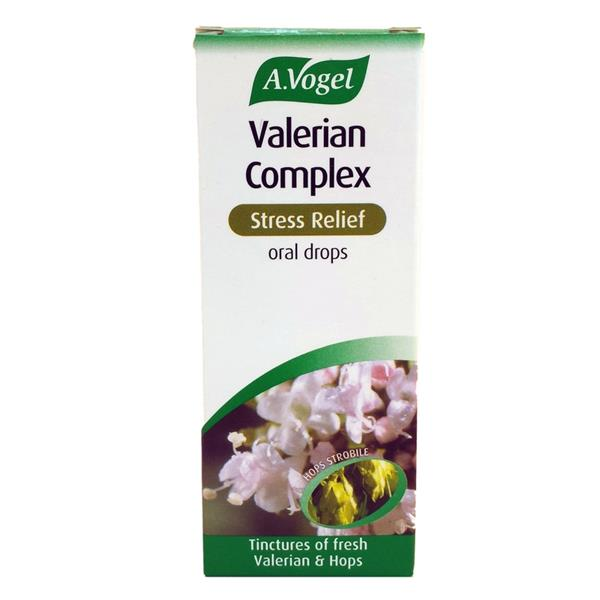 A.Vogel Valerian Complex Stress Relief Oral Drops