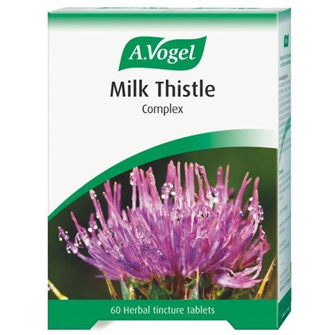 A.Vogel Milk Thistle Complex Tablets - dolanschemist.ie