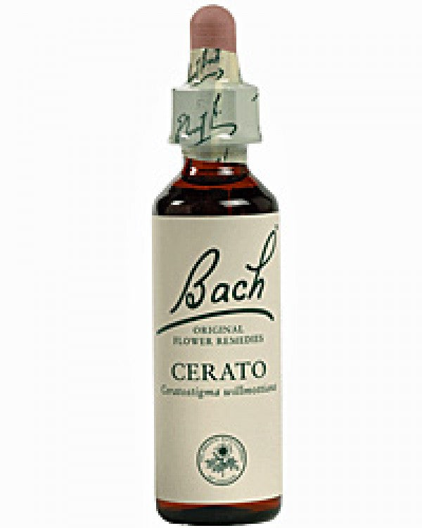 Bach Flower Remedies Cerato 10ml