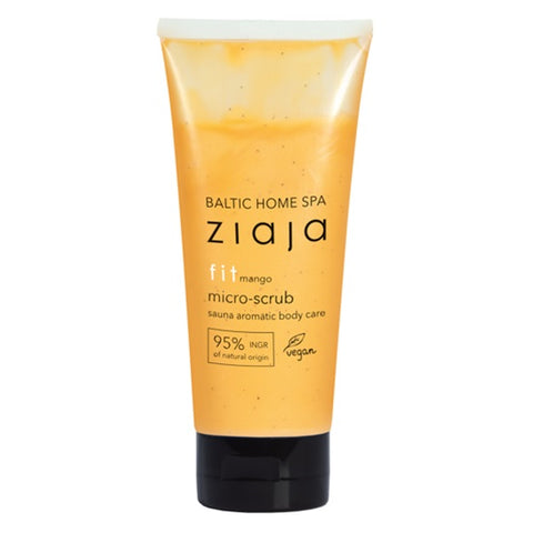Ziaja Baltic Home Spa Fit Mango Micro Scrub 190ml - dolanschemist.ie