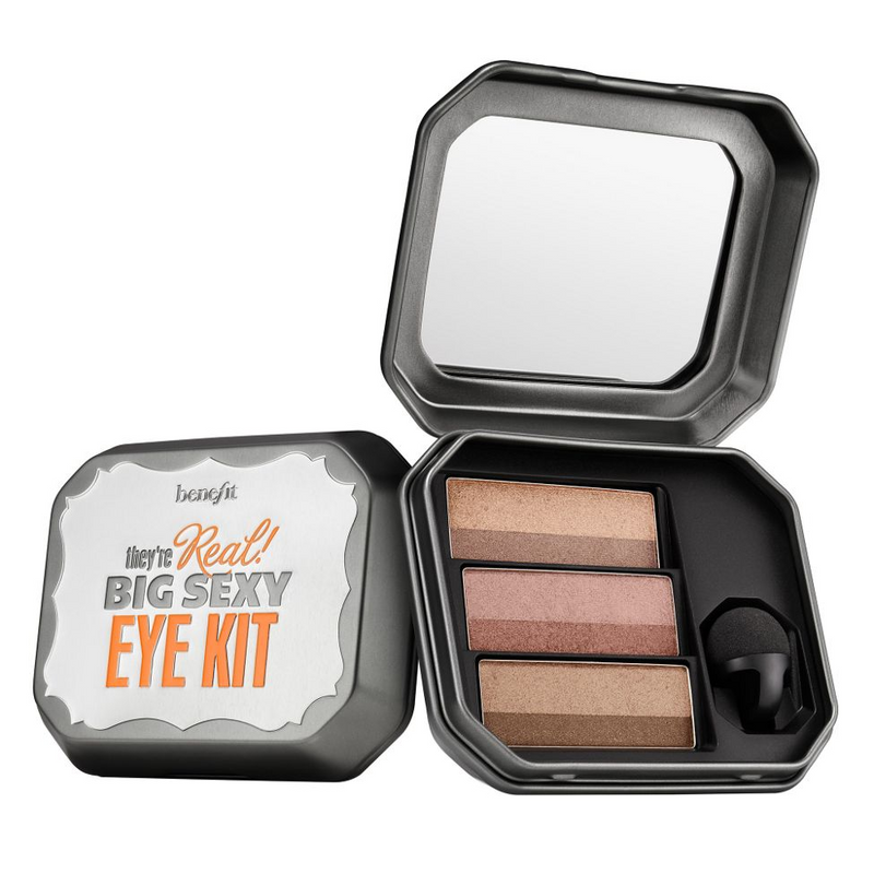 BENEFIT THEY'RE REAL! EYE KIT