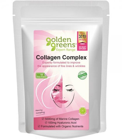 Golden Greens Collagen Complex - dolanschemist.ie