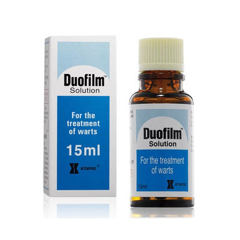 Duofilm Cutaneous Wart Solution - dolanschemist.ie