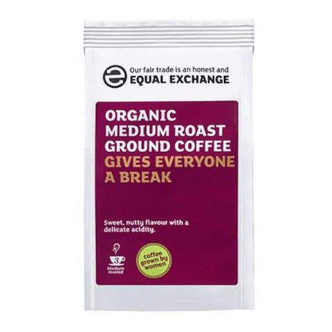 Organic Italian Roast Ground Coffee - dolanschemist.ie
