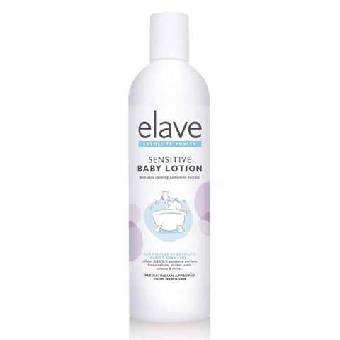Elave Sensitive Baby Lotion - dolanschemist.ie