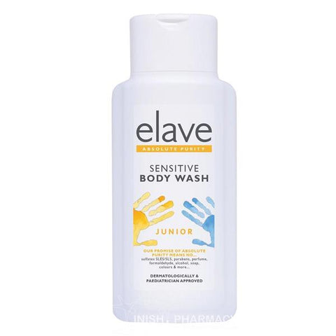 Elave Sensitive Body Wash Junior - dolanschemist.ie